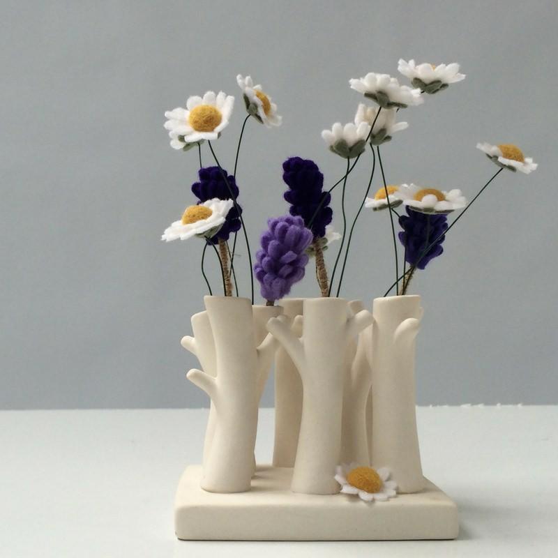 losse bloemen