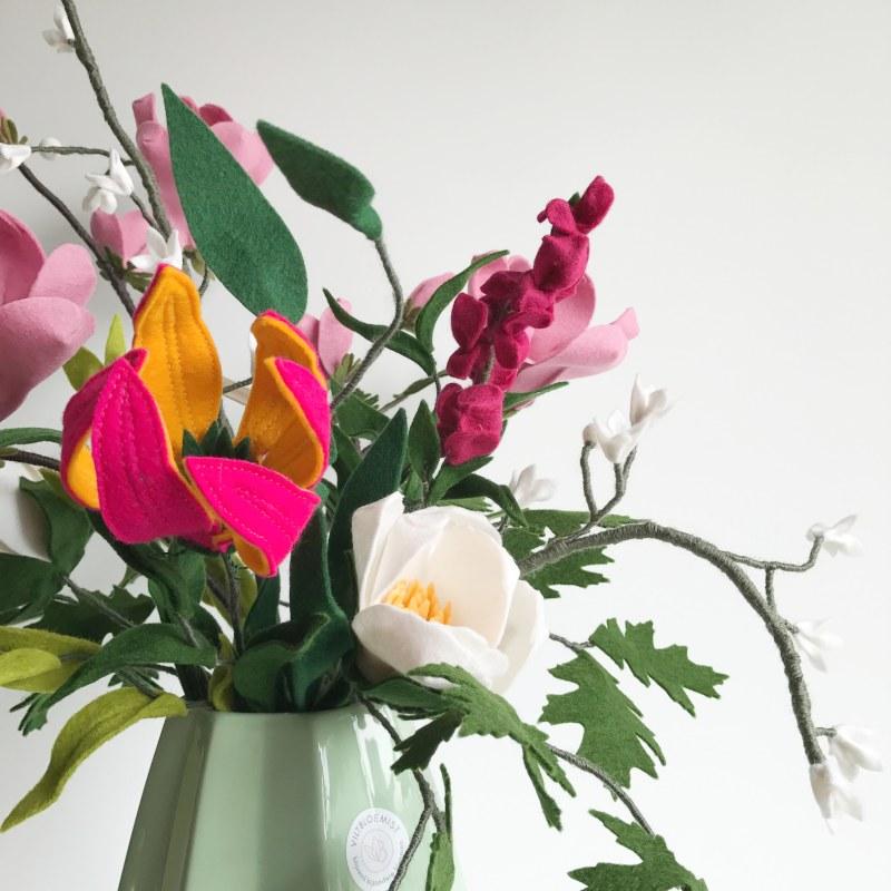 magnolia boeket