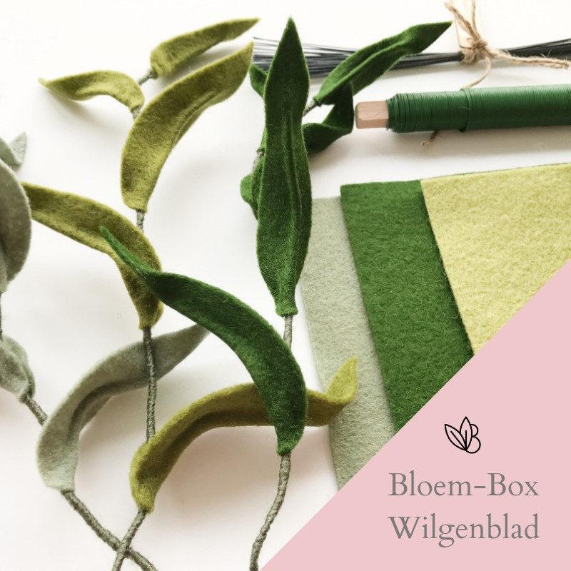 Bloem-Box Wilgenblad
