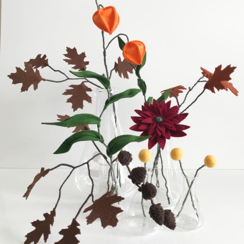 Viltbloeier herfst startboeket