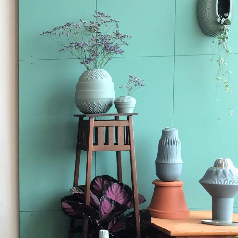 Urnen en vazen van Lenneke Wispelwey
