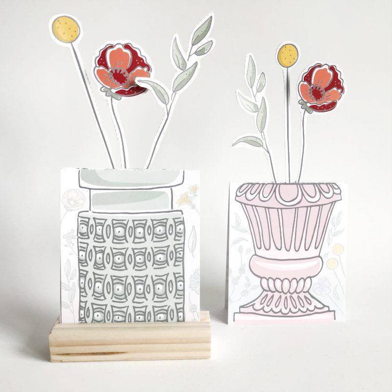cadeaubon Viltbloemist DIY