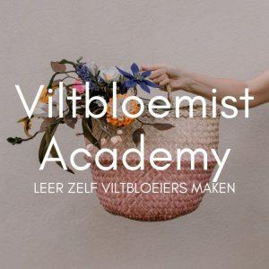 De 5 grote voordelen van de Viltbloemist Academy.