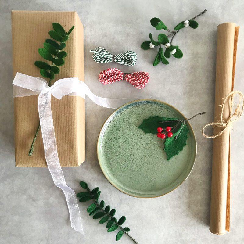 Kerst Giftset vol Viltbloeiers, maak jouw cadeautjes