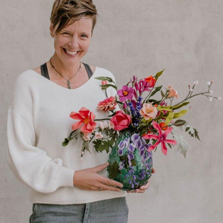Welke soorten bloemen gebruik je voor het schikken van een boeket?