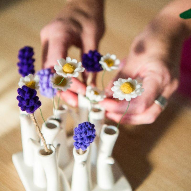 Lavendel voor rust en vriendschap