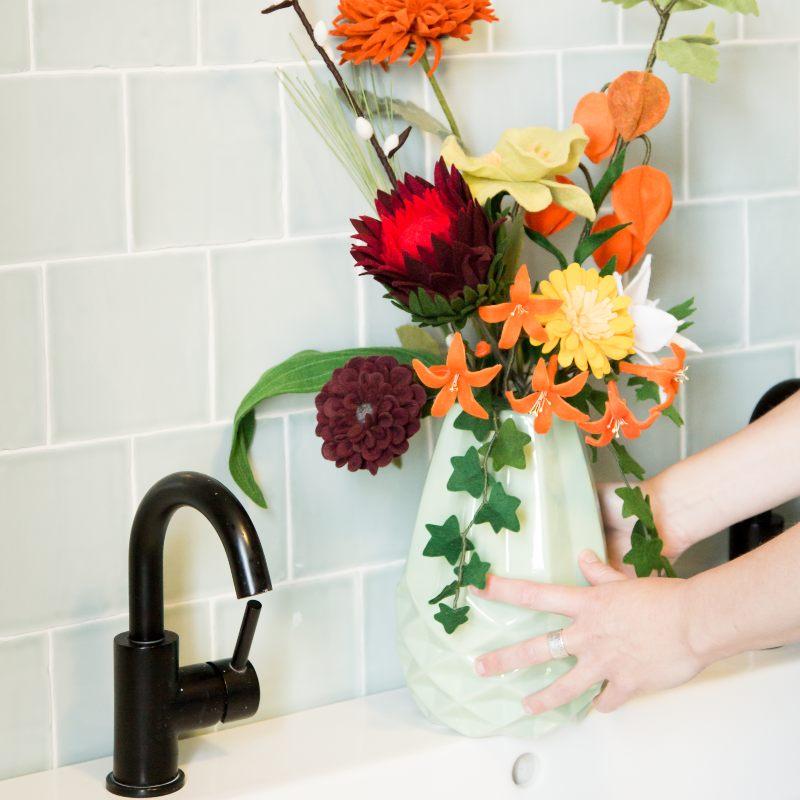 Passende Viltbloeiers voor de Badkamer